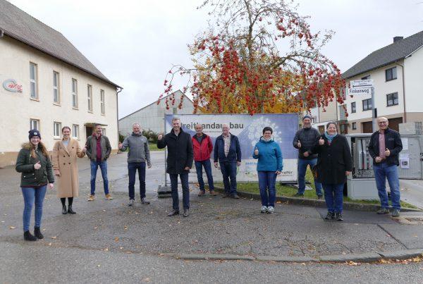 Netzinbetriebnahme Wutach-Ewattingen   Stiegeler