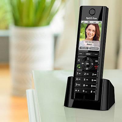 Das AVM C5 bietet mit zahlreichen Funktionen mehr als Telefonie.